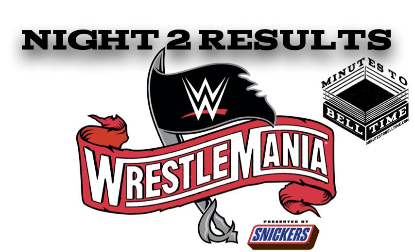 Wrestlemania Live Ticker